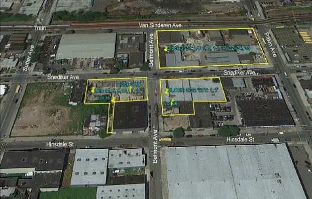 120,000 SF Industrial Cash Out, Brooklyn, NY