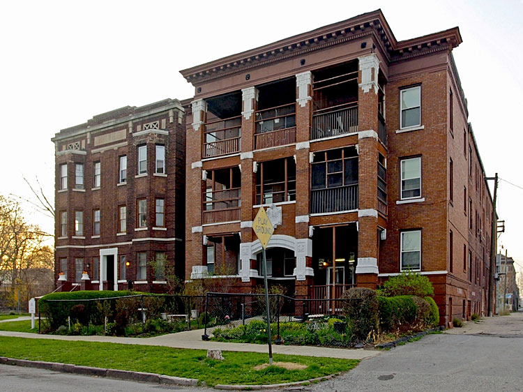 Multifamily Portfolio Acquisition and Rehab, Detroit, MI