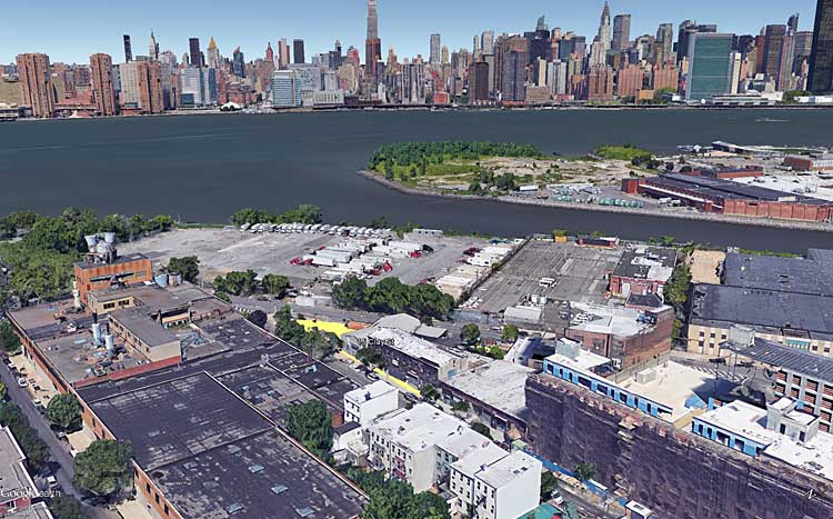 Redevelopment Site Acquisition, Green Point, NY