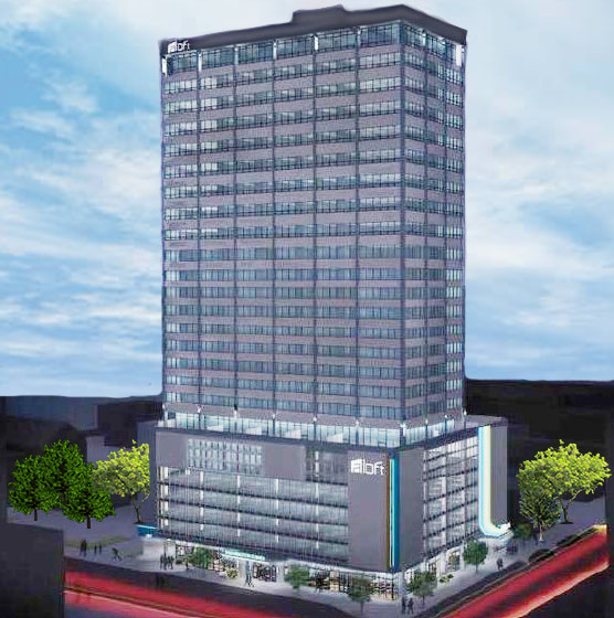 400,000 SF Chase Tower Redevelopment, South Bend, IN