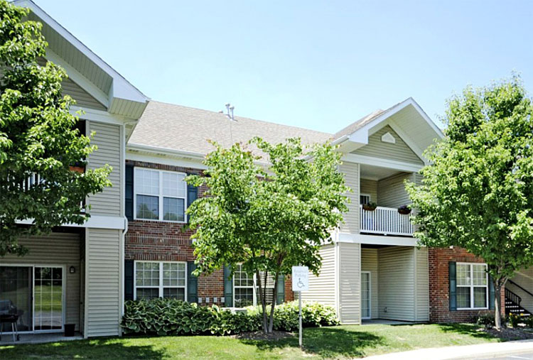 University Park Apartments Refinance, Westville, IN