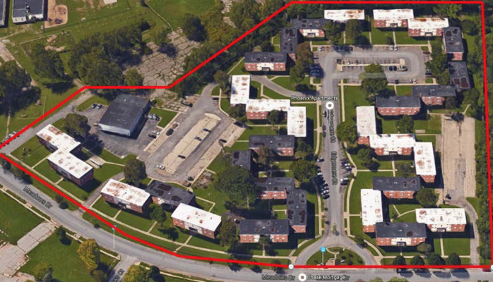 CLOSED: $8mm Bridge Loan Secured by Multifamily property in Indianapolis, IN